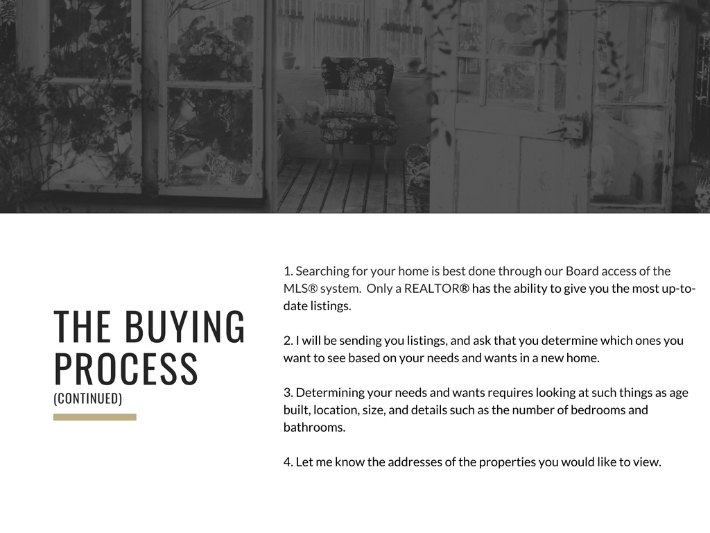 Kent's home buyers Presentation Page 5