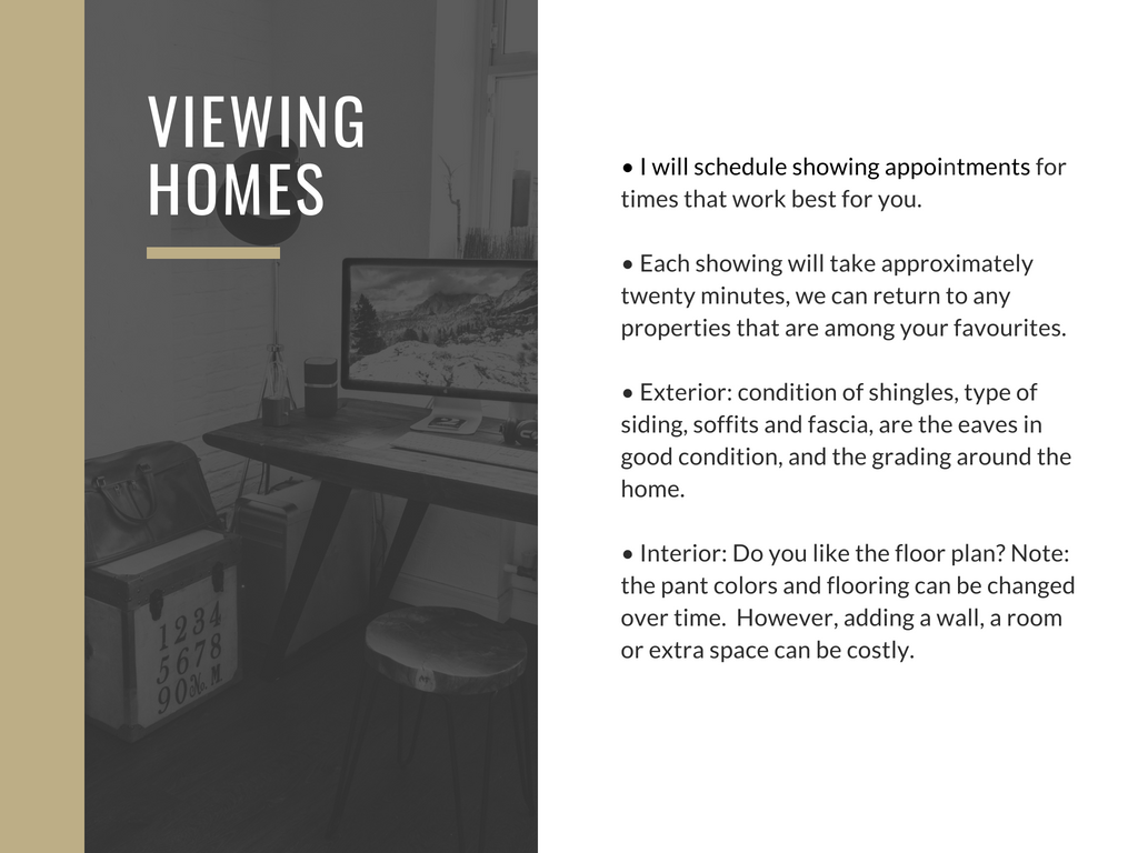 Kent's home buyers Presentation Page 6
